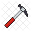 Hammer Metalworking Tool Icon