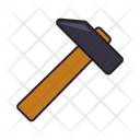 Hammer Construction Tool Hand Tool Icon