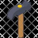 Hammer Handheld Tool Construction Tool Icon
