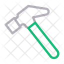 Hammer Tools Construction Icon