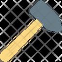 Hammer Hand Tool Nail Fixer Icon