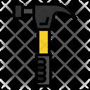 Construction Diy Hammer Icon