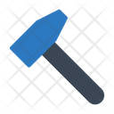 Hammer Repair Tool Icon