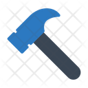 Hammer Construction Building Icon