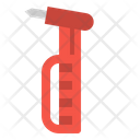 Hammer Glass Emergency Icon
