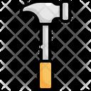 Hammer Repair Equipment Icon