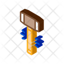 Hammer Tool Demolition Icon