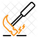 Hammer Equipment Tool Icon