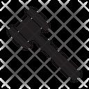 Construction Hammer Repair Icon