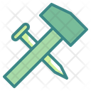 Hammer Tools Home Icon