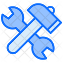 Hammer Repair Tools Repair Icon