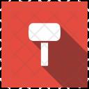 Hammer Htaccess Mallet Icon