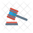 Hammer Law Justice Icon