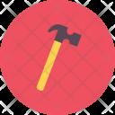 Hammer Work Job Icon