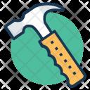 Hammer Hand Tool Icon