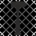 Metal Hammer Instrument Icon