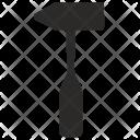 Hammer Metal Instrument Icon