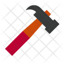 Hammer Equipment Construction Icon
