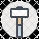 Hammer Repair Tool Icon