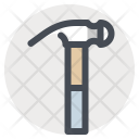 Hammer Tool Repair Icon