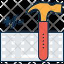 Hammer Hammer Tool Nail Hammer Icon