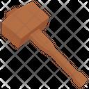 Hammer Wooden Hammer Auction Hammer Icon