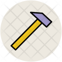 Hammer Tool Work Icon