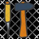 Hammer Construction Carpentry Icon