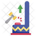 Hammer Game Icon
