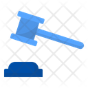 Hammer of justice Icon