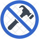 Hammer Repair Restriction Icon