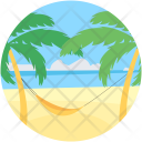 Hammock Island Palm Icon
