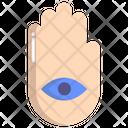 Hamsa Icon