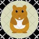Hamster Animal Icon