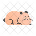 Hamster Mouse Furry Icon