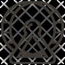 Hamster Care Cage Icon