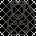 Hamster Rat Care Icon
