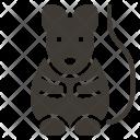 Hamster Rat Store Icon