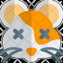 Hamster Death Animal Wildlife Icon
