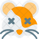 Hamster Death Icon
