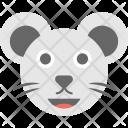 Hamster Emoji Face Icon