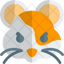 Hamster Pouting Animal Wildlife Icon
