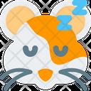Hamster Sleeping Icon