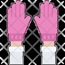 Hand Rubber Glove Icon