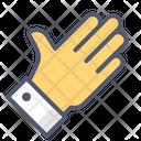 Hand Slap Palm Icon