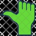 Halloween Hand Monster Icon