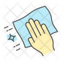 Hand Cleaning Clean Icon
