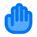 Hand Touch Finger Icon