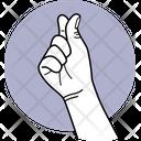 Hand Fingers Finger Icon