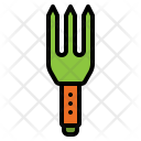 Hand Fork Equipment Icon